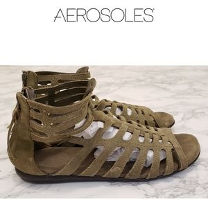 Aerosole Caged Sandals